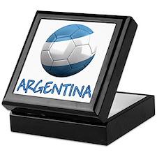 argentina ns Keepsake Box