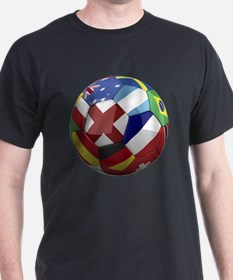 cup fever 1 round T-Shirt