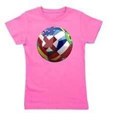 cup fever 1 round Girl's Tee