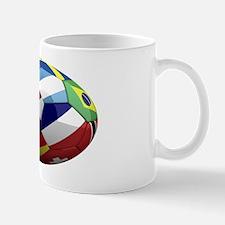 cup fever 1 oval Mug
