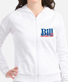BILL FOR FIRST LADY Fitted Hoodie