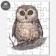 Wide Eyed Owl Puzzle