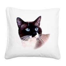 snoopthsml Square Canvas Pillow