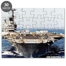 saratoga cv rectangle magnet Puzzle