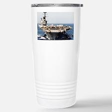 saratoga cv rectangle magnet Travel Mug
