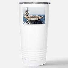 saratoga cv large framed print Travel Mug