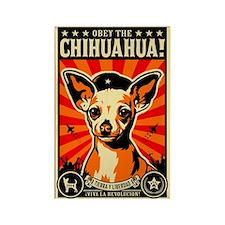 Chihuahua Propaganda Magnets (10 pack)