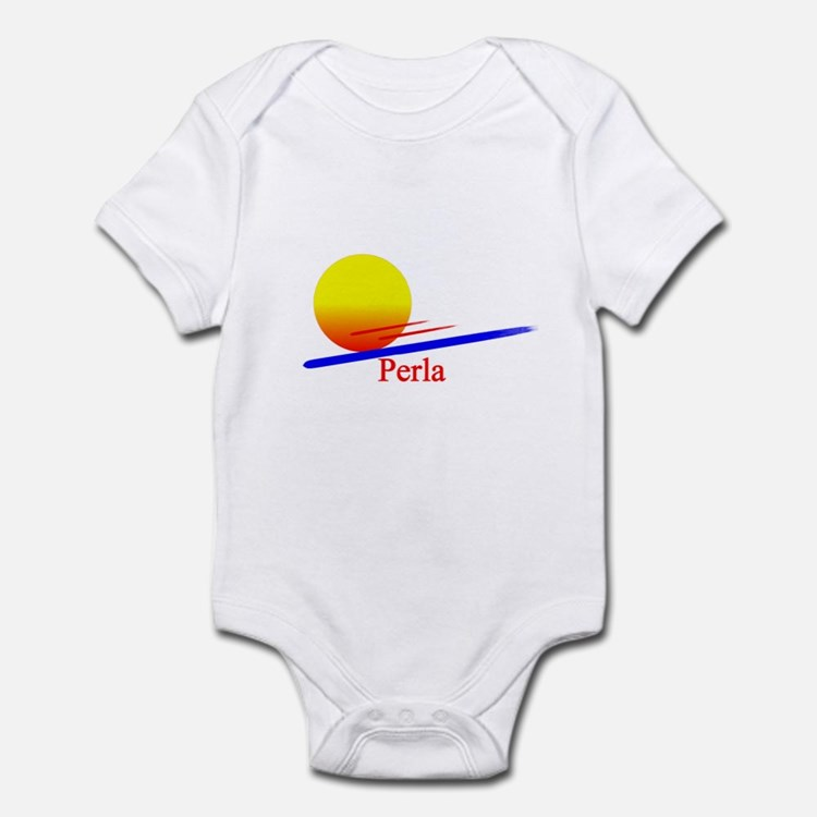 Perla Infant Bodysuit