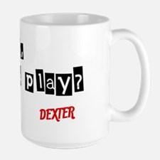 WannaPlay Large Mug