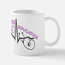Nurse Educator QRS Pink Mug