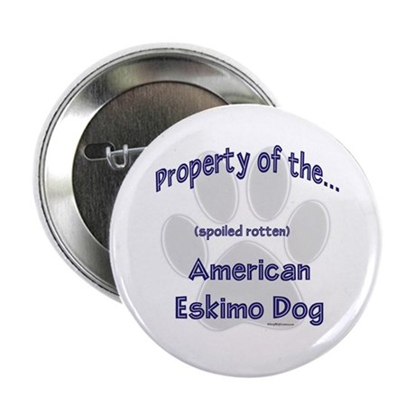 American Eskimo Property Button