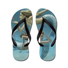 siren sisters covered version Flip Flops