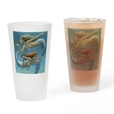 siren sisters covered version Drinking Glass