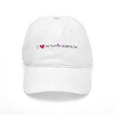 Turkish Angora - MyPetDoodles.com Baseball Cap