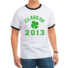 Class Of 2013 - Shamrock LT Green 2 D T