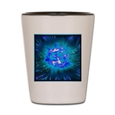 Dreamspell Sci Fi 2 rect mag Shot Glass