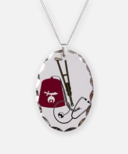Shriners Necklace