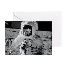 Apollo 12 Self Protrait Christmas Cards