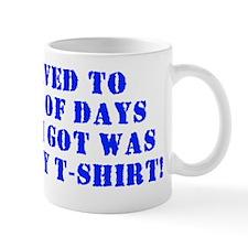 endofdays_blue Mug