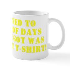 endofdays_ylw Mug