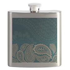 Paisley-iPad2 01 Flask