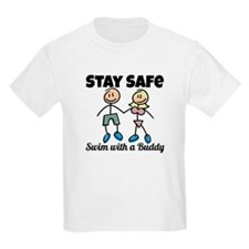 Swim with a Buddy T-Shirt