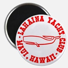 LYC Classic Whale Magnet