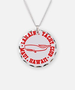 LYC Classic Whale Necklace