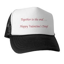 Inside-VATogetherToTheEnd-CP Trucker Hat