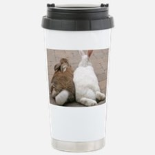 VA006-IzzyOzzyButts Stainless Steel Travel Mug