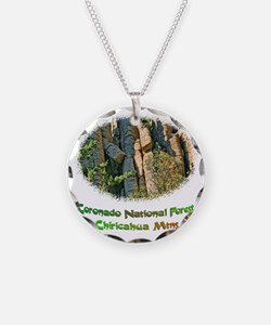 rock formation Necklace