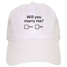 Well will you? Baseball Baseball Cap