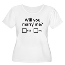 Well will you? Plus Size T-Shirt