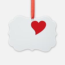 10x10_apparel_IloveSerbia_white Ornament