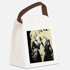 The Dead Teddy Bear Picnic by Bet Canvas Lunch Bag