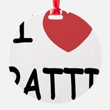 PATTI Ornament