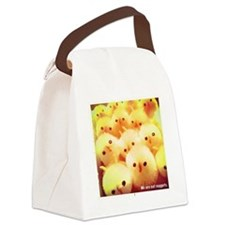 We Are Not Nuggets Canvas Lunch Bag