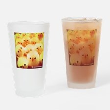 We Are Not Nuggets Drinking Glass