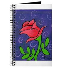 Pink Rose Journal