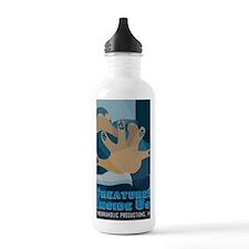 CreaturesInsideUs-7x10 Water Bottle