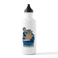 CreaturesInsideUs-10x1 Water Bottle