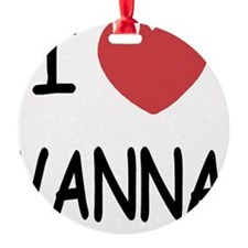 VANNA Ornament