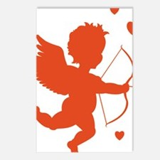 Cupid Postcards (Package of 8)