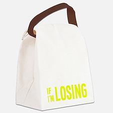 itsonlyagamblingb2 Canvas Lunch Bag