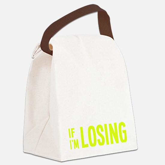 itsonlyagamblingb2 Canvas Lunch Bag