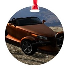 Plymouth Prowler 2002 Ornament