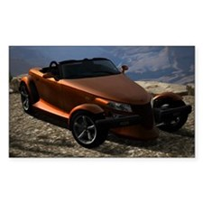 Plymouth Prowler 2002 Decal