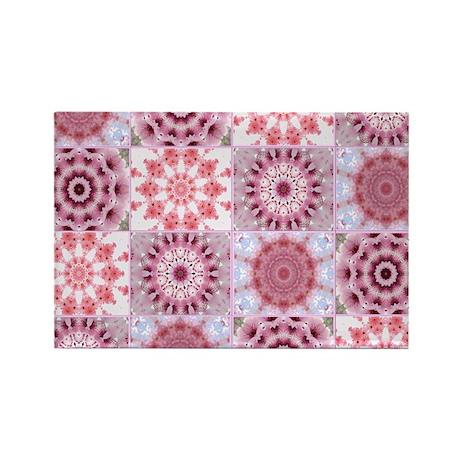 petals Rectangle Magnet