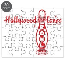 HollywoodStarLanes Puzzle