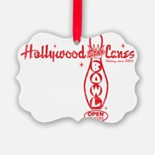 HollywoodStarLanes Ornament